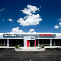 Jeff Wyler Nissan >> Jeff Wyler Nissan Of Cincinnati 11 Photos Auto Repair 8680