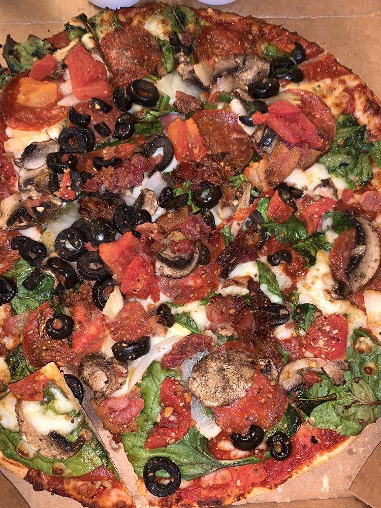 Domino's Pizza: 832 Iowa St, Lawrence, KS