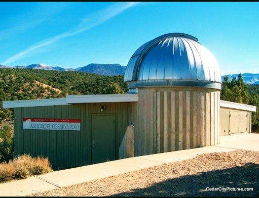 Ashcroft Observatory - Observatories - 745 Hillcrest Dr