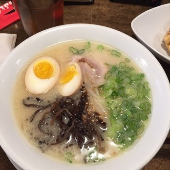 Menya Ultra Ramen - San Diego Food