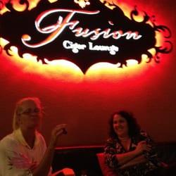 Fusion Cigar Lounge logo