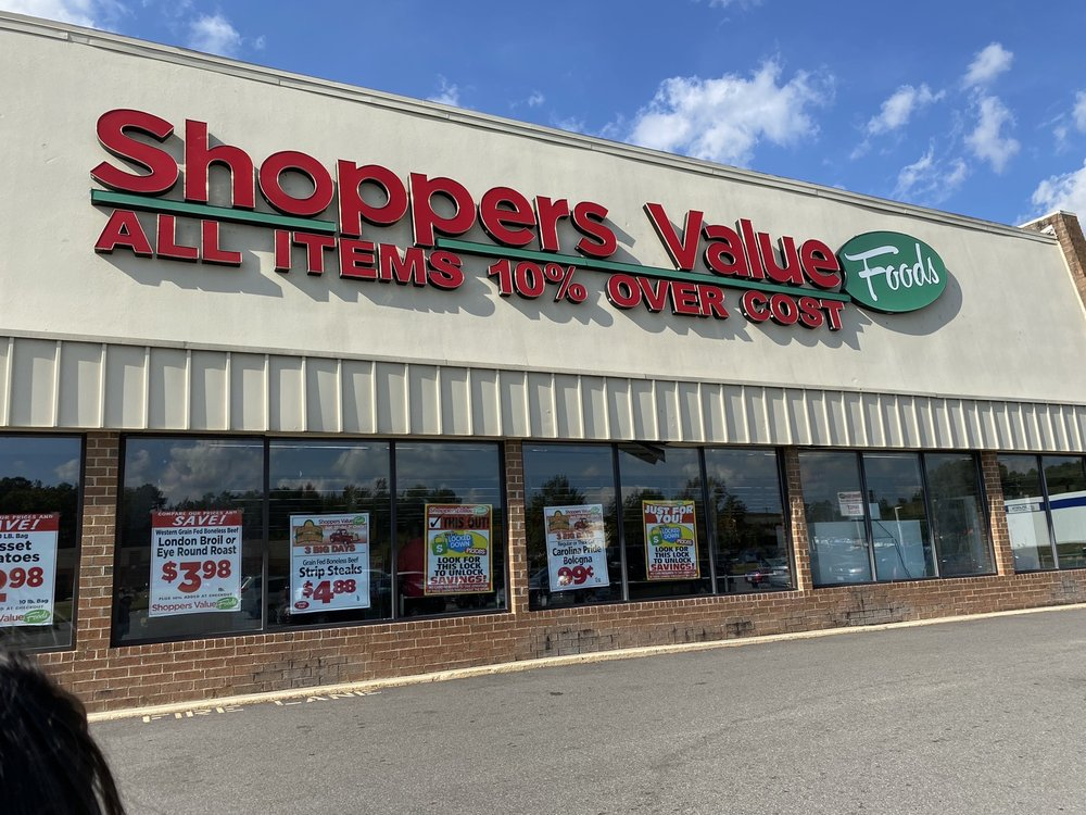 Shoppers Value: 50 S Airport Dr, Highland Springs, VA