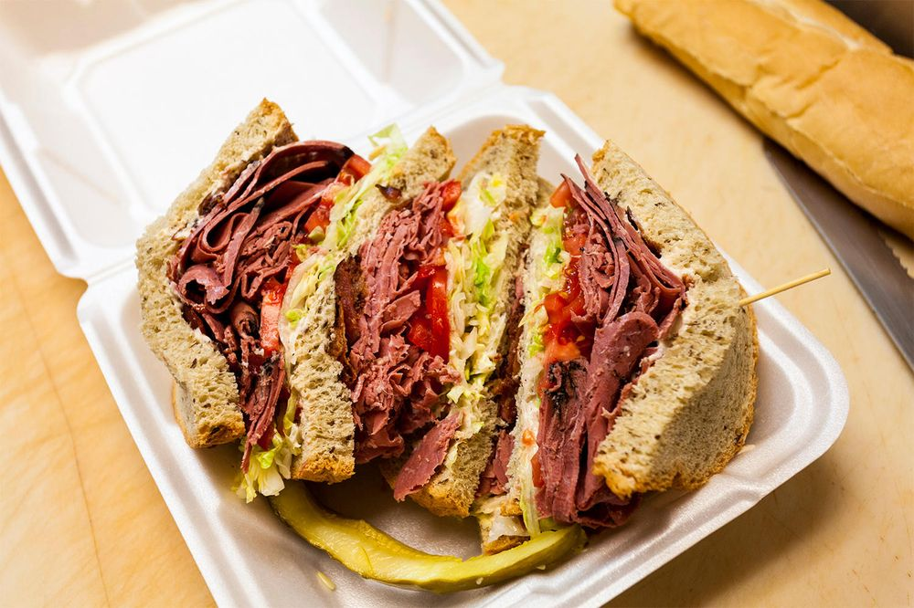 Big Steins Deli: 9001 4th St N, St Petersburg, FL