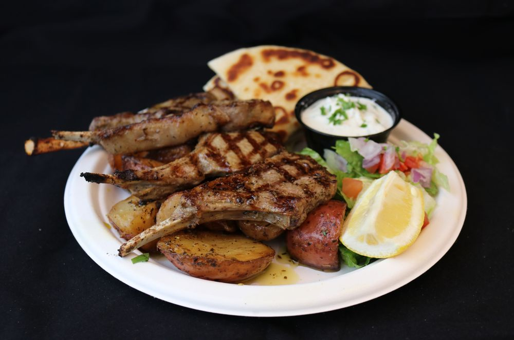 The Big Greek Cafe: 8223 Georgia Ave, Silver Spring, MD