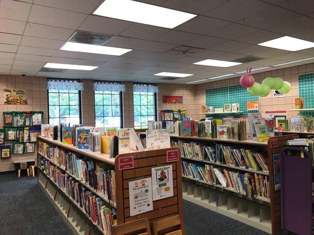 Buford-Sugar Hill Branch Library: 2100 Buford Hwy, Buford, GA