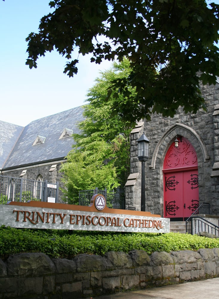 Trinity Episcopal Cathedral, 147 NW 19th Ave, Portland, OR ...