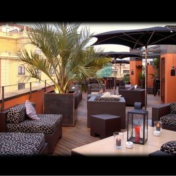 Terraza Del Hotel Villa Emilia Yelp