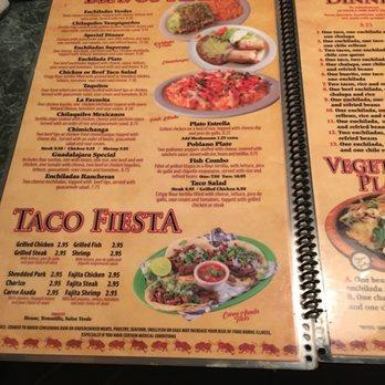 Los Bravos Mexican Restaurant Smyrna Ga Menu