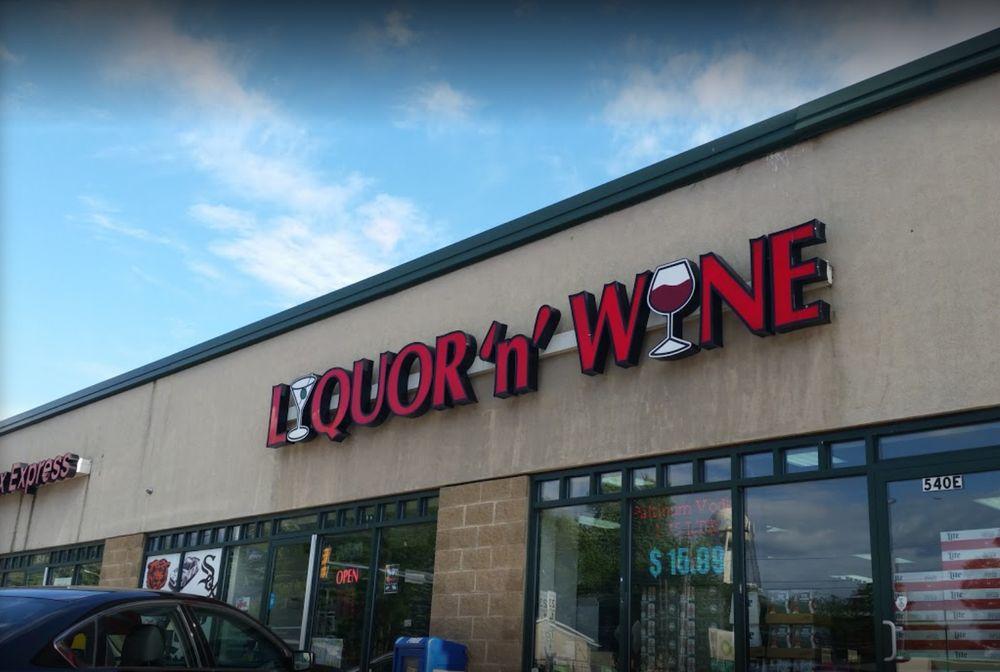 Liquor n Wine: 540 E Main St, Genoa, IL