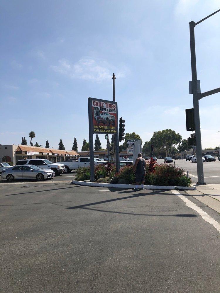 Cruz Tires: 4905 Bellflower Blvd, Lakewood, CA