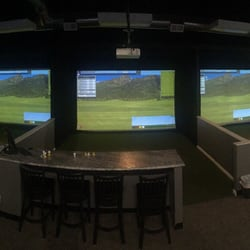 Backspin Indoor Golf & Bar - Sports Bars - 106 SW State St, Ankeny ...