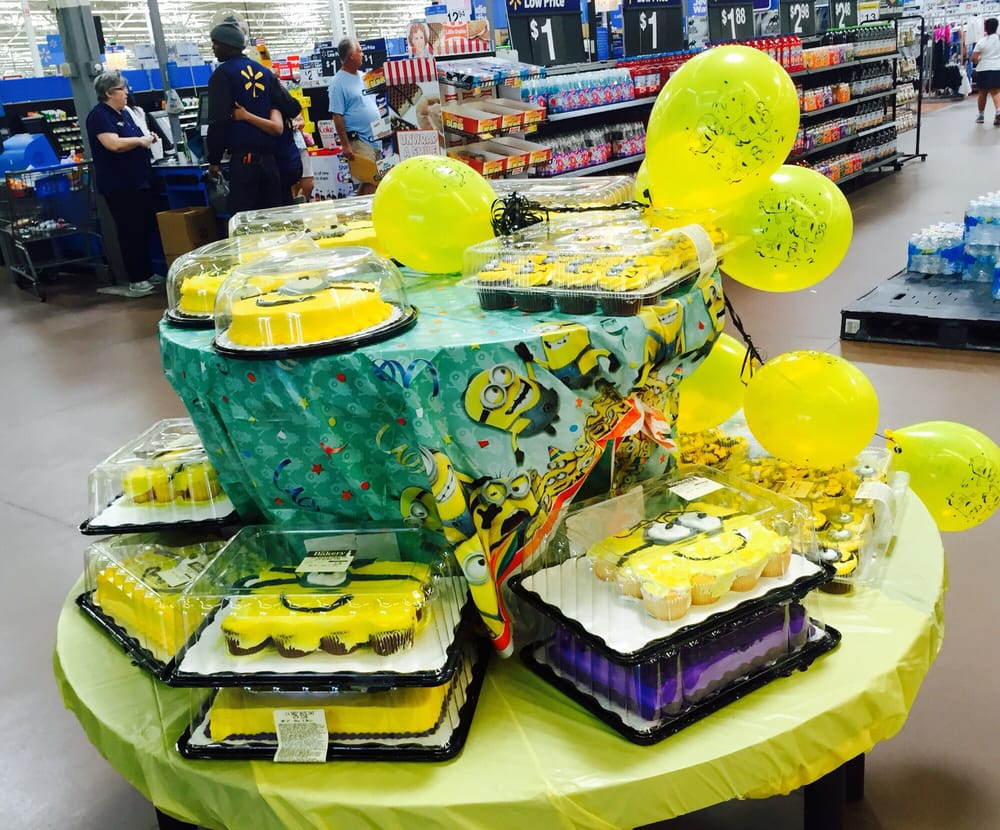 walmart supercenter 31 photos 39 reviews department stores photo of walmart supercenter fayetteville nc united states minion cakes and cupcakes