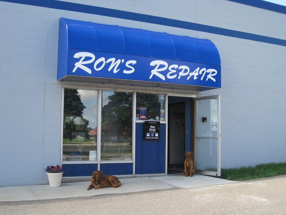 Ron's Repair: 505 W N St, Owatonna, MN