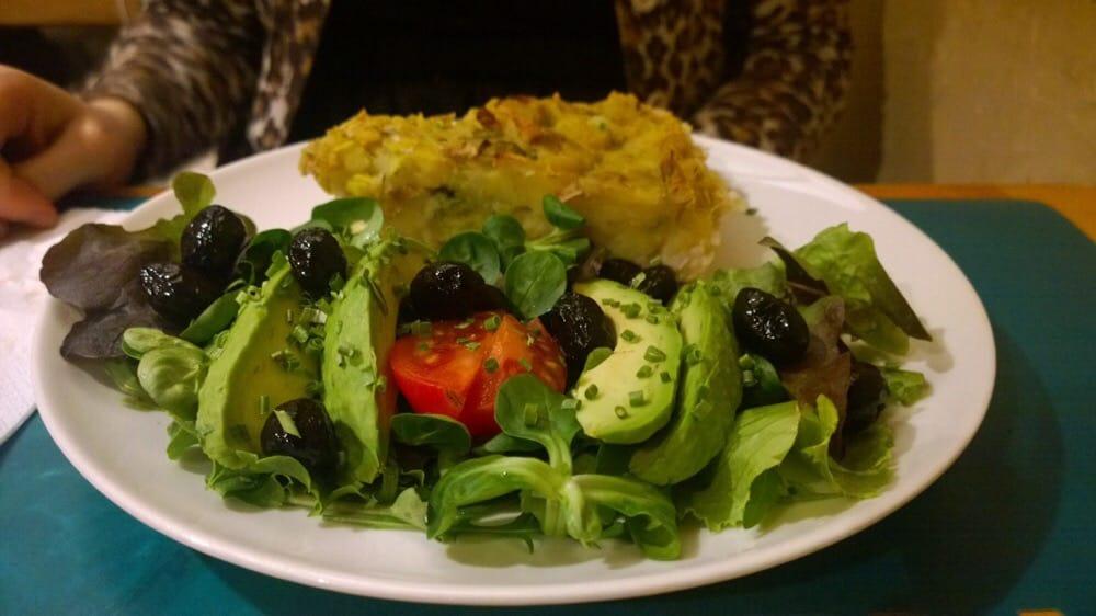 Le Speakeasy - CLOSED - 10 Photos & 16 Reviews - Vegetarian - 7 rue ...