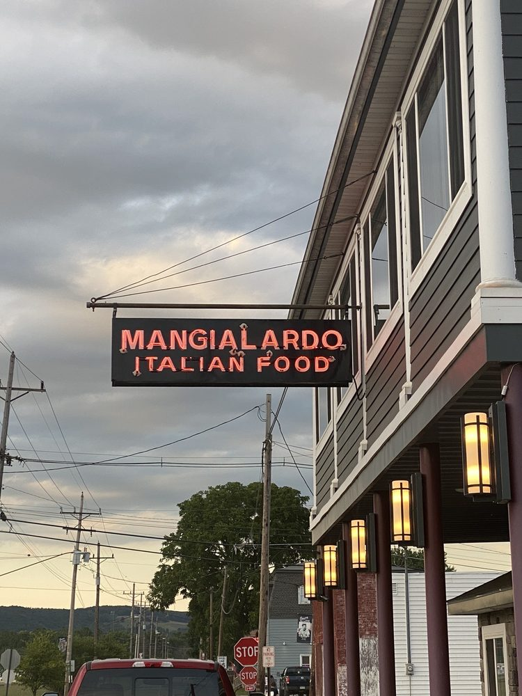 Photo of Mangialardo's Restaurant: Sayre, PA