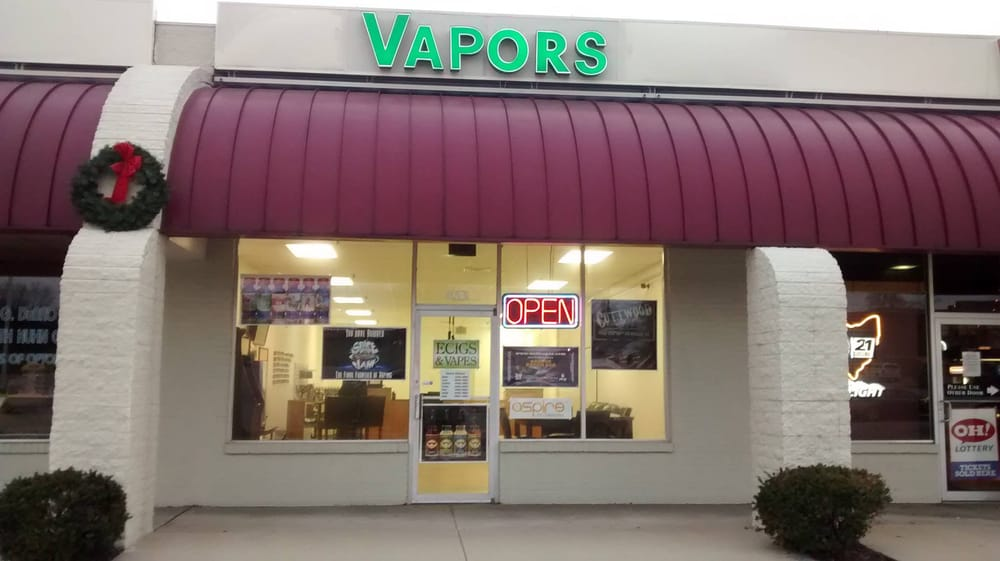Wolf Vapes: 853 W Central Ave, Springboro, OH