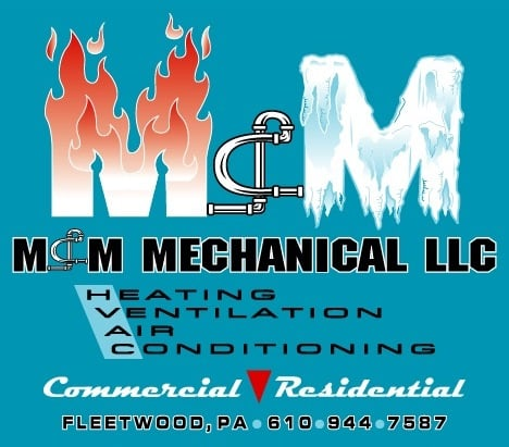 M & M Mechanical: 418 Park Rd, Fleetwood, PA