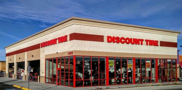 Discount Tire Pocatello >> Discount Tire 4205 Yellowstone Ave Pocatello Id Tire Dealers Mapquest