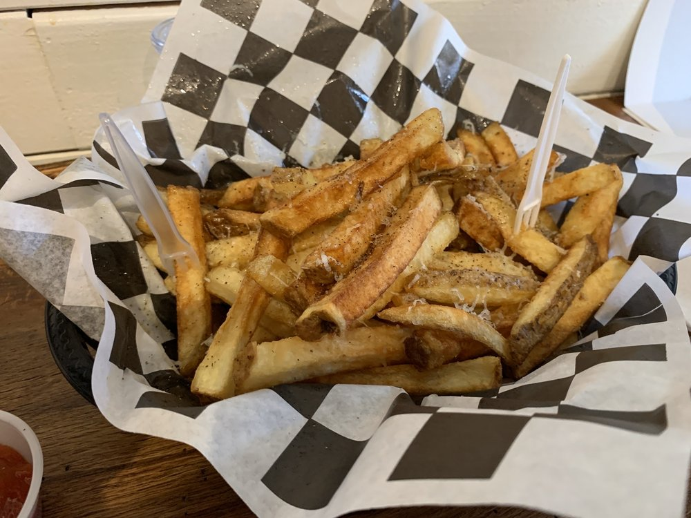 The Salted Fry