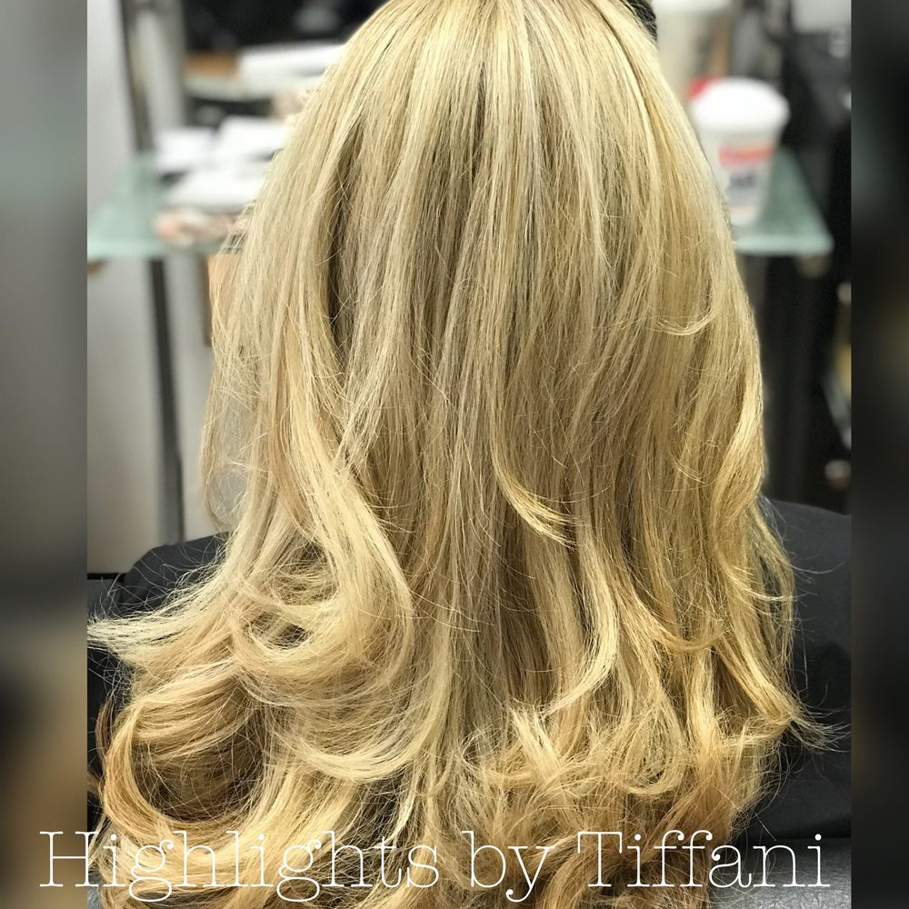 Highlights by tiffani hautecoiffureboston for Salon haute coiffure paris
