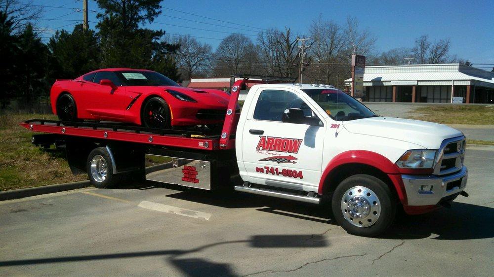 Arrow Tow Service: 6320 NW Kelly Dr, Kansas City, MO