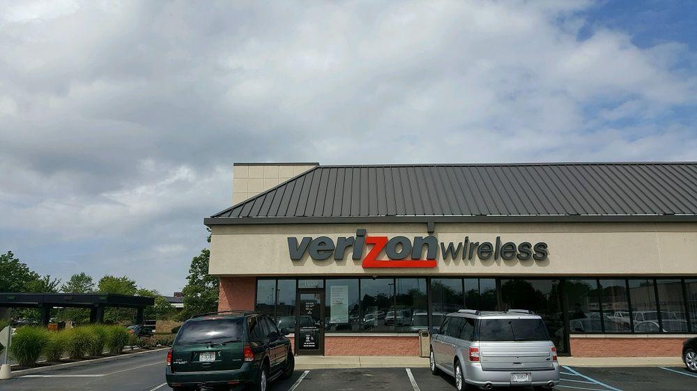 Verizon: 1600 W Mcgalliard Rd, Muncie, IN