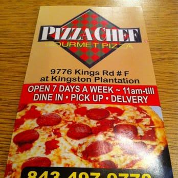 Chef Pizza Myrtle Beach