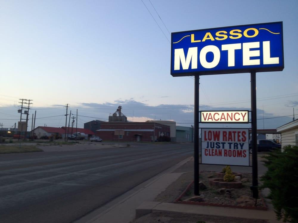 Lasso Motel: 125 S Highway 87, Tulia, TX