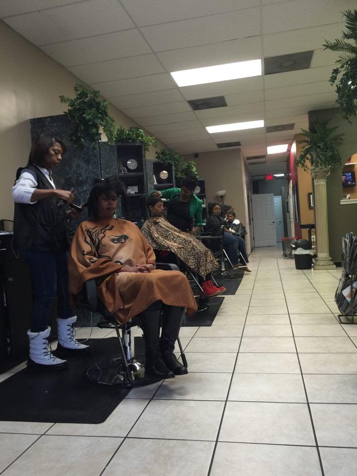 Allure hair studio salon parrucchieri 2266 duluth for A le salon duluth mn
