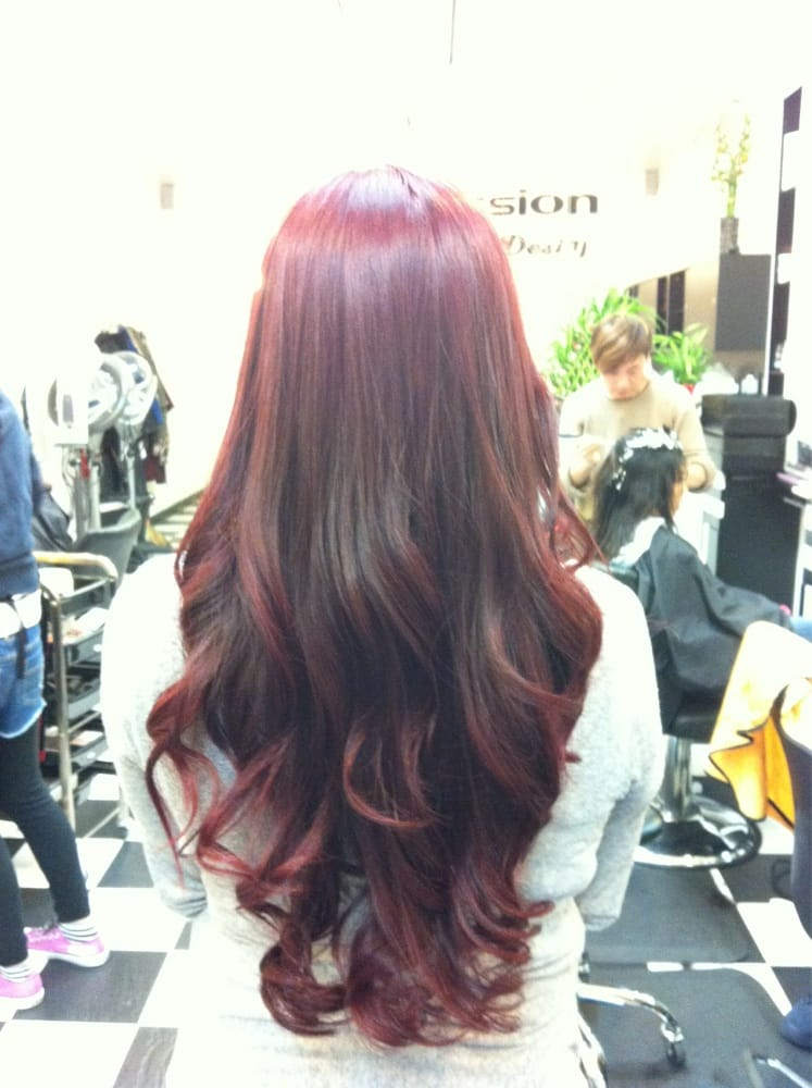 Done by irene yelp - Expressions hair salon ...
