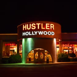 Hustler hollywood lexington