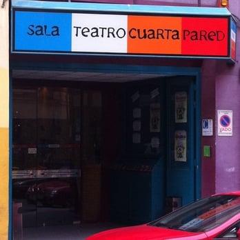 Cuarta Pared - Performing Arts - Calle de Ercilla, 17, Arganzuela ...