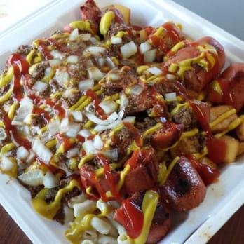 Los Angeles Garbage Plate Food Truck