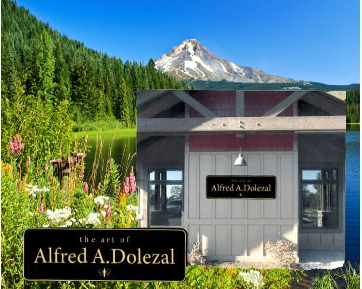 The Art of Alfred A Dolezal Gallery: 7525 Falcon Crest Dr, Redmond, OR