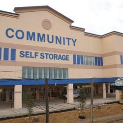 Photo Of Community Self Storage Houston Tx United States