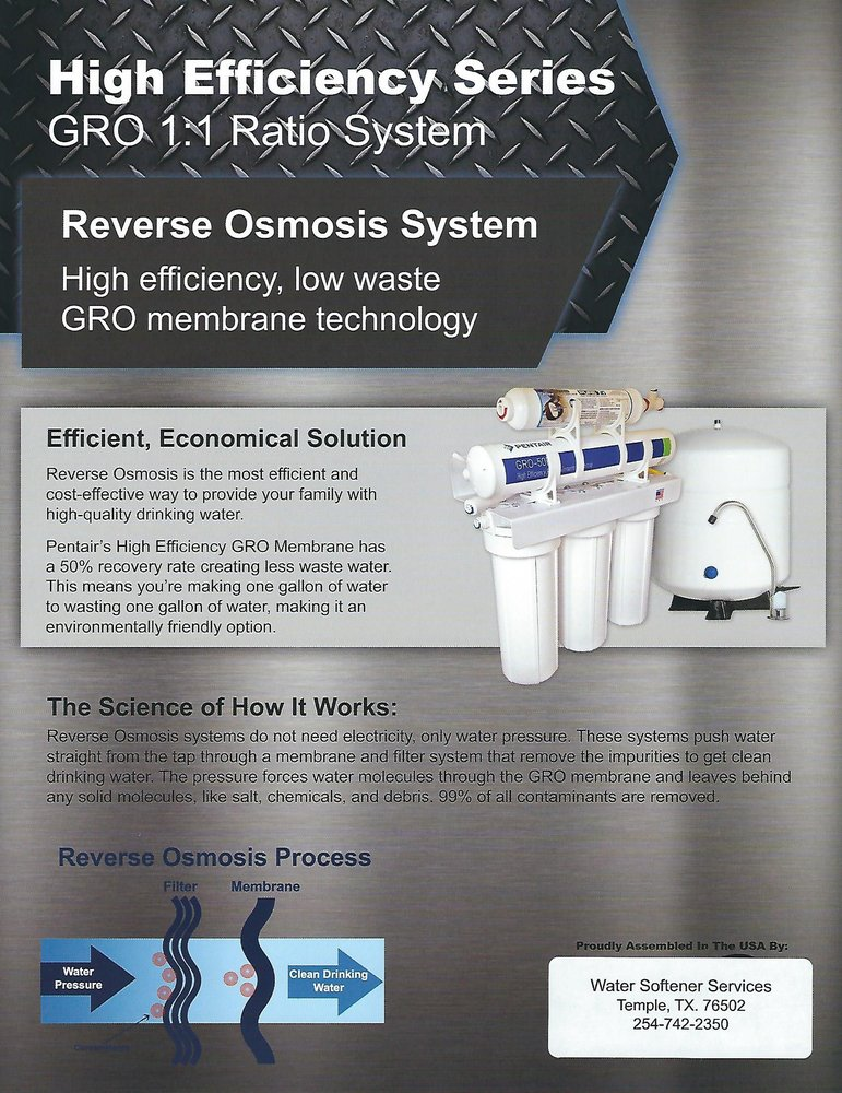 Water Softener Services - 17 Photos - Water Purification