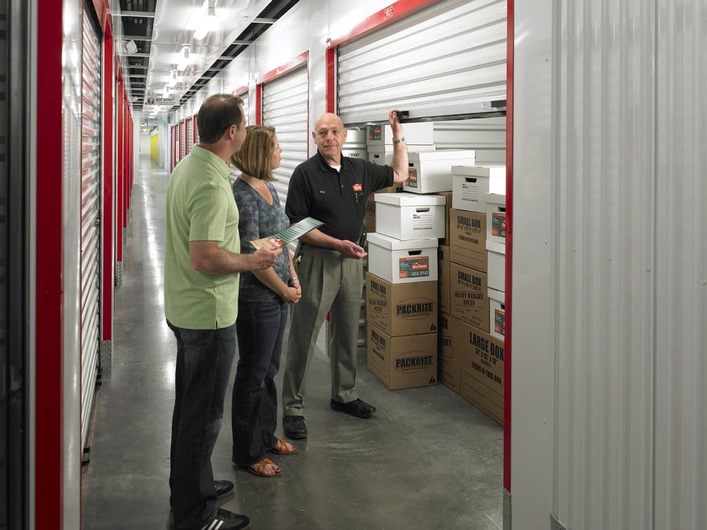 Friendly Storage Experts Are On Call To Help You Find The