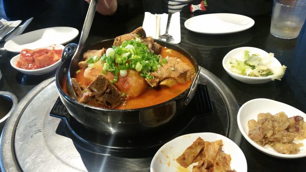 Korean Restaurant Buena Park