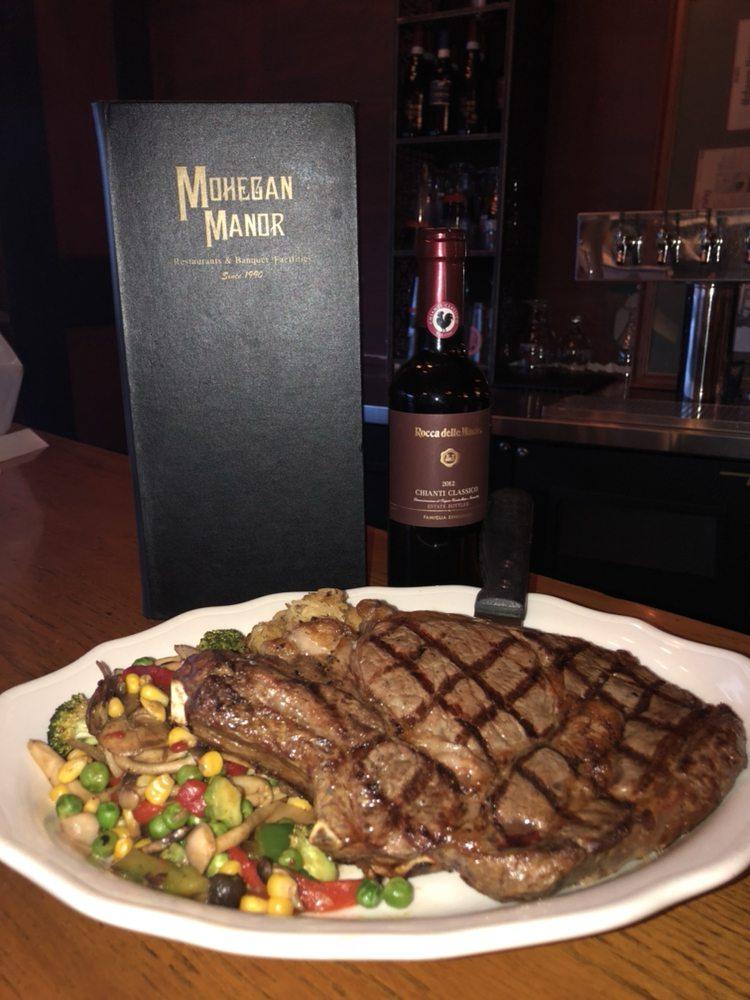 Sushi And Steaks At Mohegan Manor: 58 Oswego St, Baldwinsville, NY