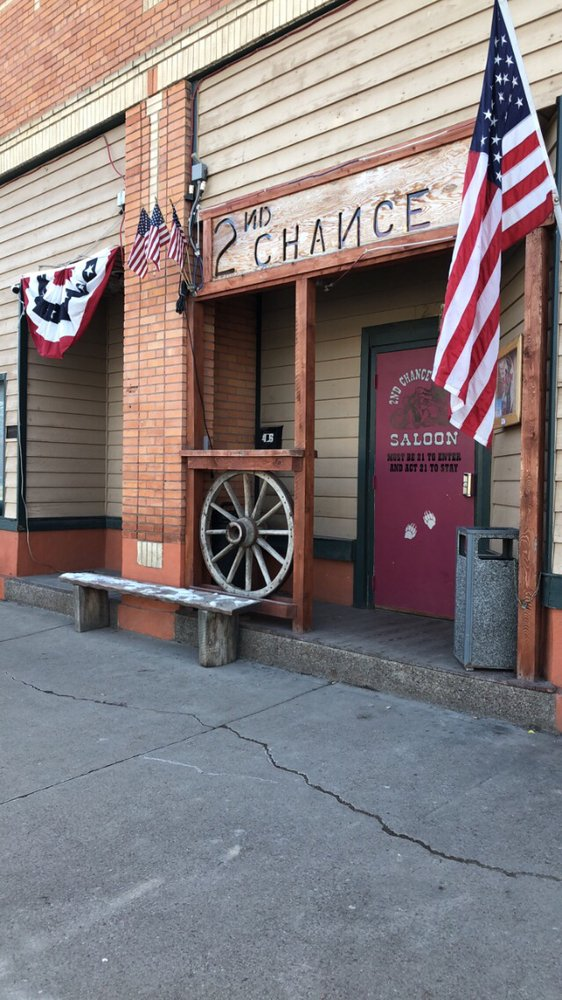 Second Chance Saloon: 109 Main St SW, Ronan, MT