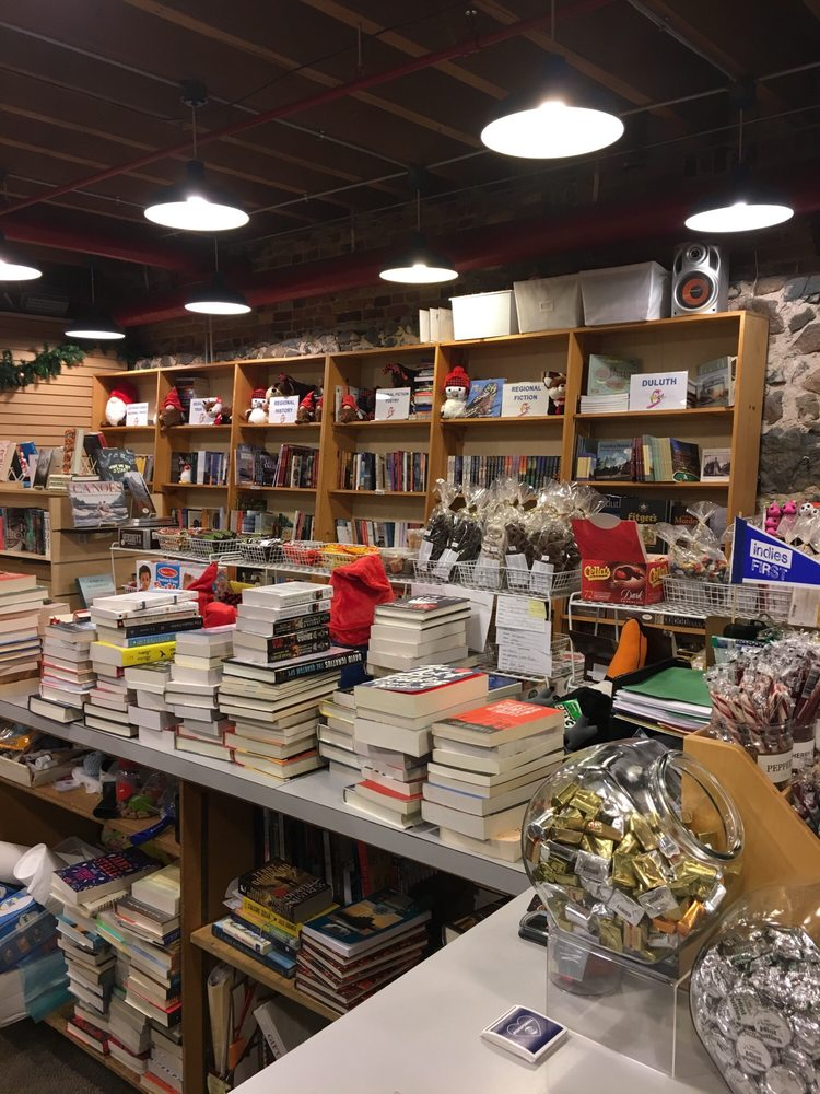 Bookstore At Fitger's: 600 E Superior St, Duluth, MN