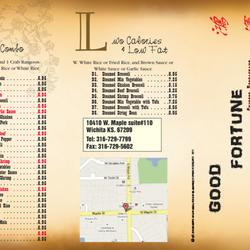 Good Fortune Chinese Restaurant Wichita Ks