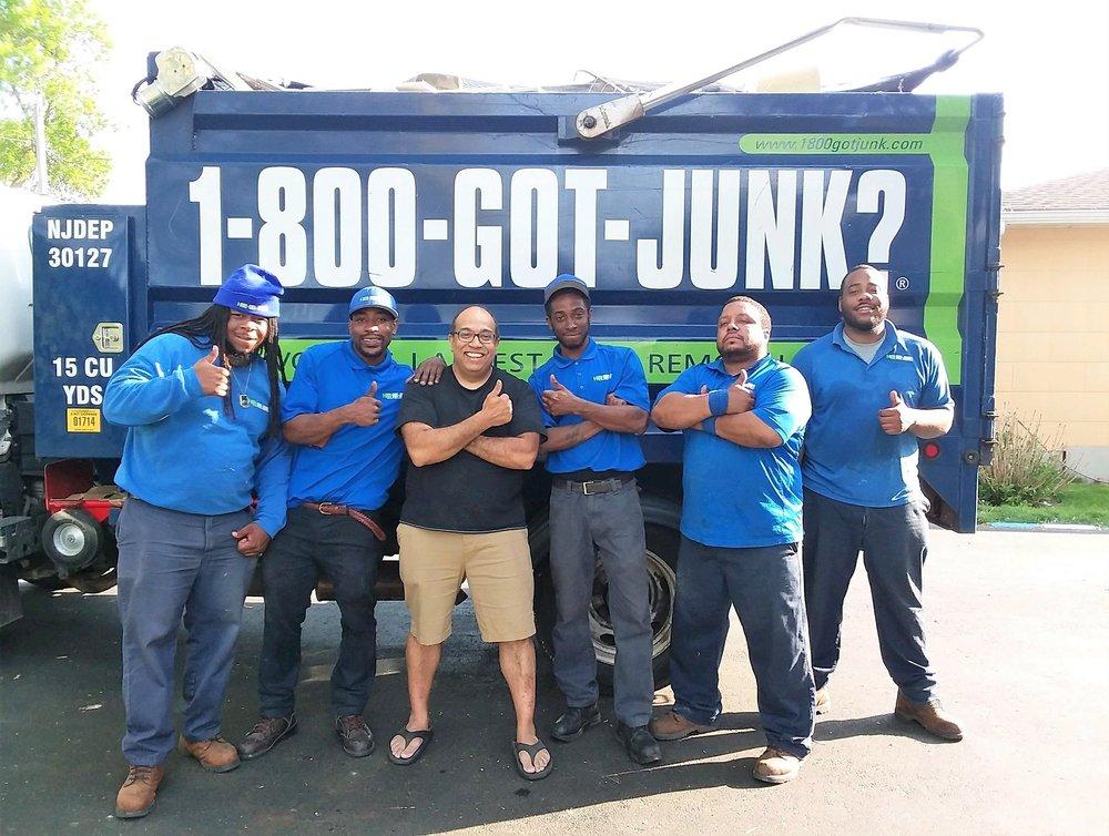 1-800-GOT-JUNK? New Jersey North East