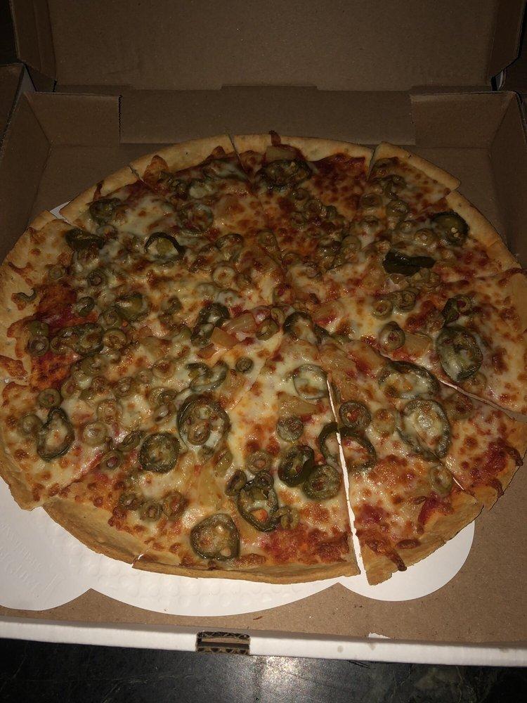 Goodfella's Pizzeria: 7 E 3rd St, Grove, OK