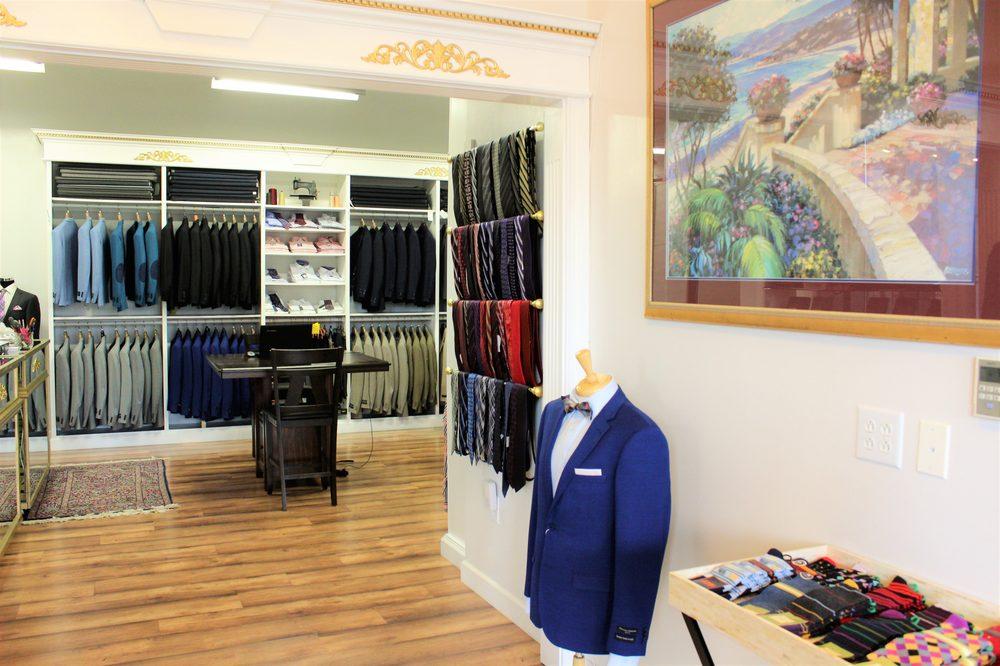 Carmel Tailoring & Fine Clothier: 730 S Rangeline Rd, Carmel, IN