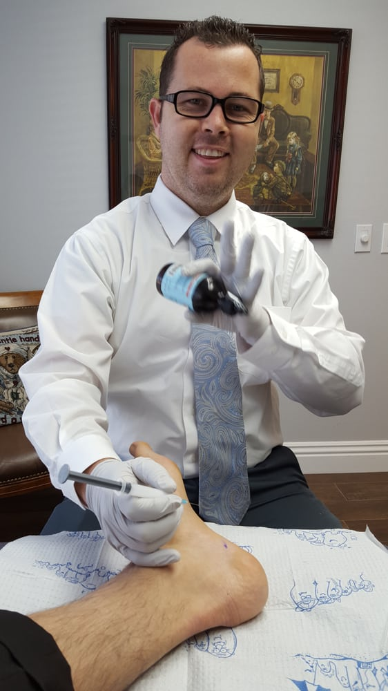 Happy Feet Podiatry: 601 E Yorba Linda Blvd, Placentia, CA
