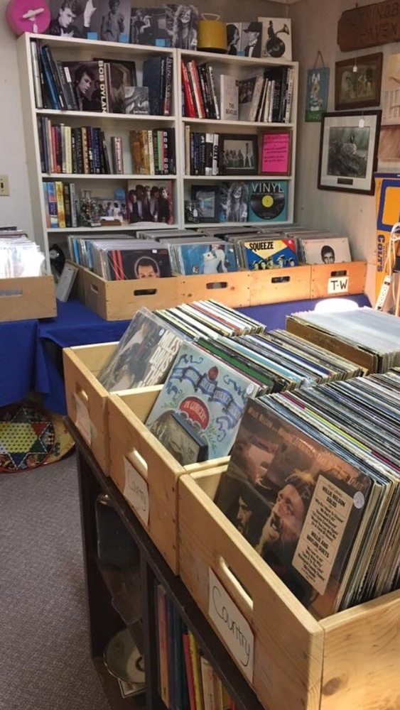 JAM - Music and Memorabilia: 400 Silverside Rd, Wilmington, DE