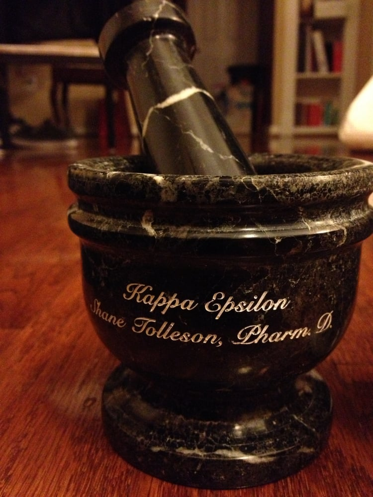 A Touch of Class Engraving: 701 Peden St, Houston, TX