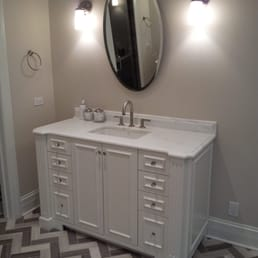 Photo Of Home Furniture Design   Chicago, IL, United States. Bathroom  Cabinet Glenview
