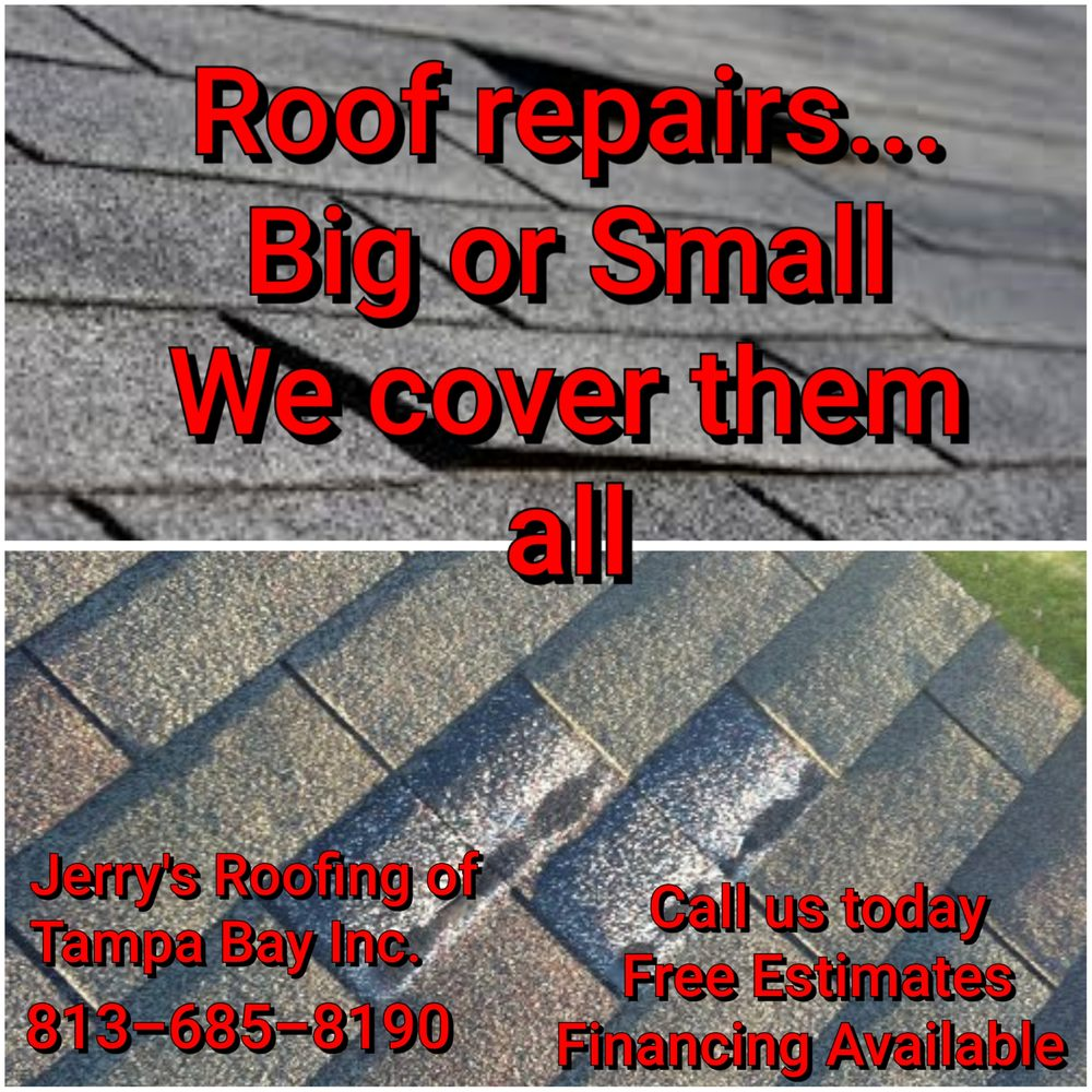 Jerry's Roofing Of Tampa Bay: 6035 Pine St, Seffner, FL